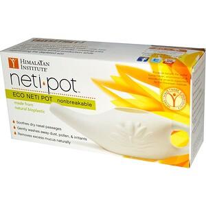 Хималаян Институт, Eco Neti Pot отзывы покупателей