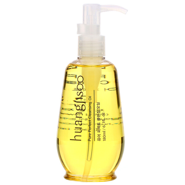 Pure Perfect Cleansing Oil, 6.1 fl oz (180 ml)