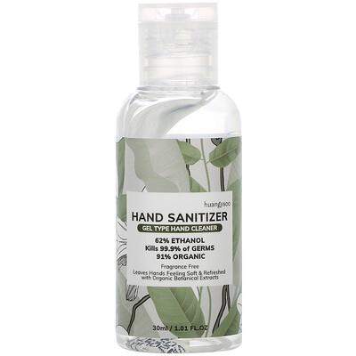 Купить Huangjisoo антисептик для рук, 62% спирта, без запаха, 30мл (1, 01жидк.унции)