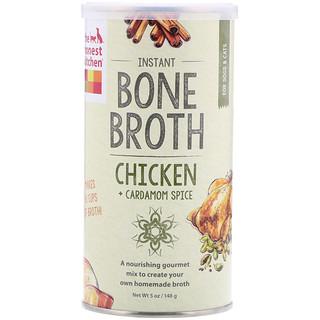 The Honest Kitchen, Instant Bone Broth, Chicken + Cardamom Spice, 5 oz (148 g)