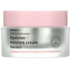 Hanskin, Real Complexion Hyaluron Moisture Cream, 1.69 fl oz (50 ml)
