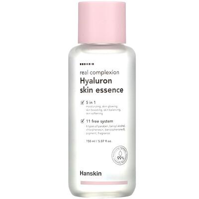 Купить Hanskin Real Complexion Hyaluron Exfoliating AHA Treatment, 5.07 fl oz (150 ml)