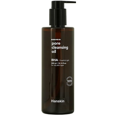 Hanskin Pore Cleansing Oil, BHA, 10.14 fl oz (300 ml)