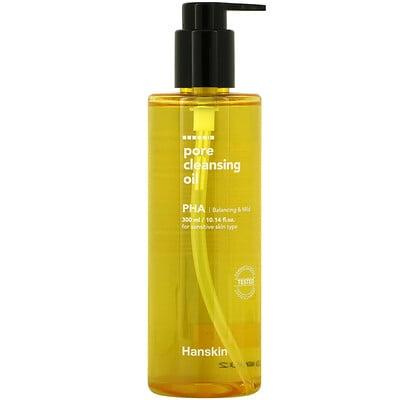 Hanskin Pore Cleansing Oil, PHA, 10.14 fl oz (300 ml)