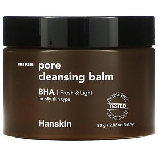 Hanskin, Pore Cleansing Balm, BHA,  2.82 oz (80 g)