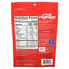 HighKey, Almond Flour Crackers, Sea Salt, 2 oz (56.6 g)