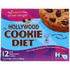 Hollywood Diet, حمية هوليوود بالبسكويت، شوفان وزبيب، 12 قطعة بسكويت بديل للوجبات