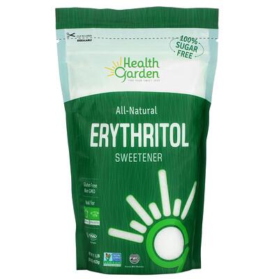 Купить Health Garden All Natural Erythritol Sweetener, 1 lb (453 g)