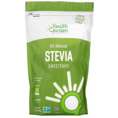Купить Health Garden All-Natural Stevia Sweetener, 12 oz (341 g)