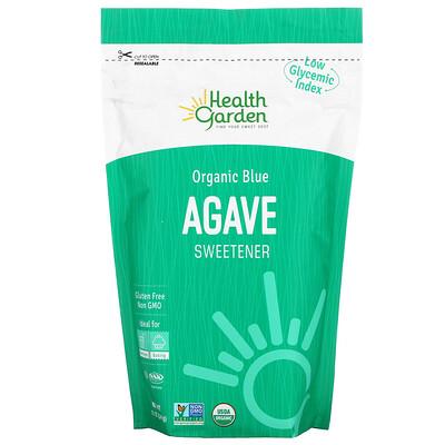 Купить Health Garden Organic Blue Agave Sweetener, 12 oz (341 g)