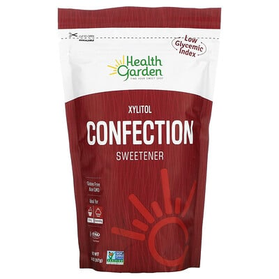 Купить Health Garden Xylitol Confection Sweetener, 14 oz (397 g)