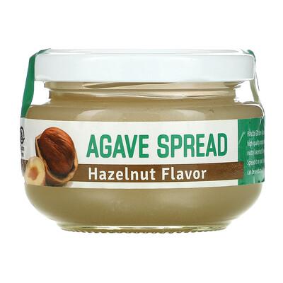 Купить Health Garden Agave Spread, Hazelnut, 4.93 oz (140 g)