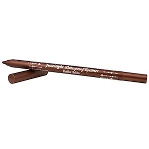 Холика Холика, Jewel Light Waterproof Eyeliner, Light Brown, 2.2 g отзывы покупателей
