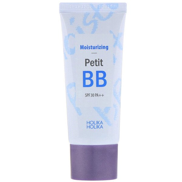 Holika Holika, Moisturizing Petit BB, FPS 30 PA ++, 30 ml