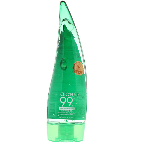 Holika Holika, Fresh Moisturizing Soothing Gel, Aloe 99%, 8.45 fl oz (250 ml)