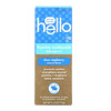 Hello, Niños, pasta dental con flúor, rambuesa azul, 4.2 oz (119 g)