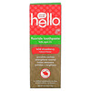 Hello, Kids, Fluoride Toothpaste, Wild Strawberry, 4.2 oz (119 g)