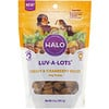 Halo, Luv-A-Lots, Dog Treats, Turkey & Cranberry Recipe, 5 oz (141.7 g)