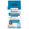 Homeolab USA, キッズリリーフ、子供用痛み・発熱緩和、チェリー味、0.85 fl oz (25 ml)