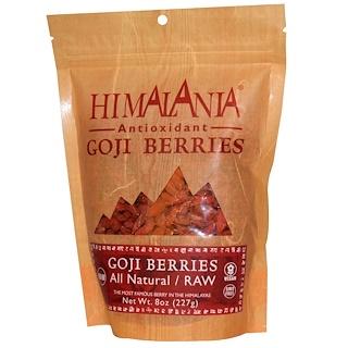 Himalania, Goji Berries, Antioxidant, 8 oz (227 g)