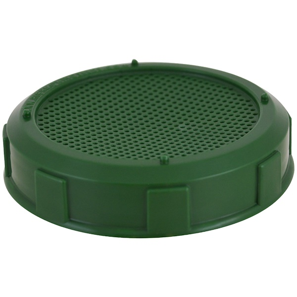 High Mowing Organic Seeds, Sprouting Jar Lid , 1 Lid (Discontinued Item)