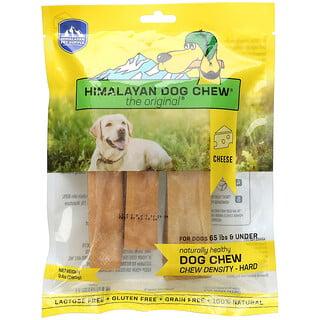 Himalayan Pet Supply, Himalayan Dog Chew,硬,适合 65 磅及以下犬类,奶酪,9.9 盎司(280 克)