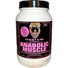 Healthy N Fit, Anabolic Muscle, Chocolate Shake, 3.5 lbs (56 oz) (Discontinued Item)