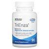 Houston Enzymes, TriEnza, ферменты помогающие при пищевой непереносимости, 90капсул