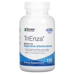 Houston Enzymes, TriEnza 腸胃健康全酶膠囊,180 粒