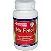 Houston Enzymes, No-Fenol, マルチ酵素, 90 カプセル