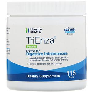 Хьюстон Энзаймс, TriEnza Powder, 115 g отзывы покупателей