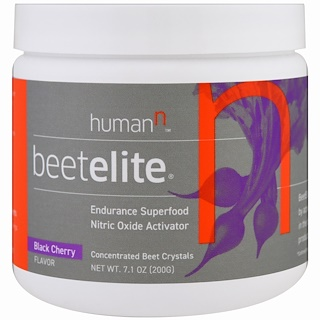 HumanN, Beetelite, Black Cherry Flavor , 7.1 oz (200 g)