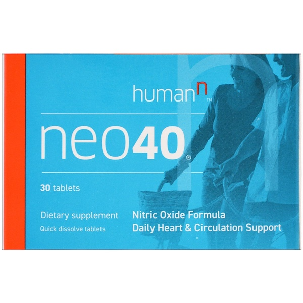 HumanN, Neo40, 30 Tablets (Discontinued Item)