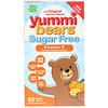 Hero Nutritional Products, Yummi Bears, Vitamin C, Sugar Free, All Natural Fruit Flavors, 60 Gummy Bears