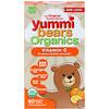 Hero Nutritional Products, ヤミーベアーズオーガニック、ビタミンC、60粒