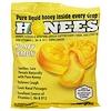 Honees, Леденцы от кашля, мед-лимон, 20 леденцов
