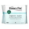 The Honey Pot Company, 非草本護翼護墊,有機超級,16 片