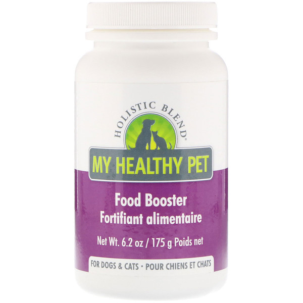 My Healthy Pet, Food Booster, For Dogs & Cats, 6.2 oz (175 g)