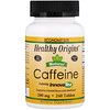 Healthy Origins, Natural Caffeine featuring InnovaTea, 200 mg, 240 Tablets