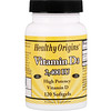 Healthy Origins, Vitamin D3, 2,400 IU, 120 Softgels