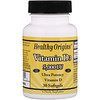 Healthy Origins, Vitamin D3, 5,000 IU, 30 Softgels