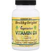 Healthy Origins, Vegetarian Vitamin D3, 5,000 IU, 360 Veggie Gels (Discontinued Item)