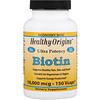 Healthy Origins, Biotin, Ultra Potency, 10,000 mcg, 150 Vcaps