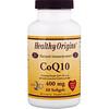 Healthy Origins, CoQ10, Kaneka Q10, 400 mg, 60 Softgels