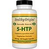 Healthy Origins, 5-HTP、100 mg、60 ベジキャップ