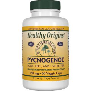 Healthy Origins, Pycnogenol, 150 mg, 60 Veggie Caps