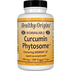 Healthy Origins, Curcumin Phytosome Featuring Meriva SF, 180 Veggie Caps