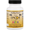 Healthy Origins, EpiCor for Kids, 125 mg, 60 Veggie Capsules