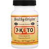Healthy Origins, 7-Keto, 100 mg, 60 Veggie Caps