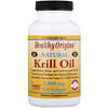 Healthy Origins, Krill Oil, Natural Vanilla Flavor, 1,000 mg, 120 Softgels